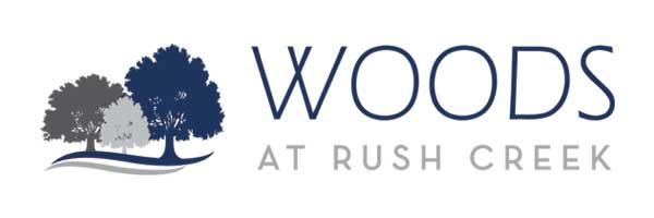 Woods At Rush Creek neighborhood logo