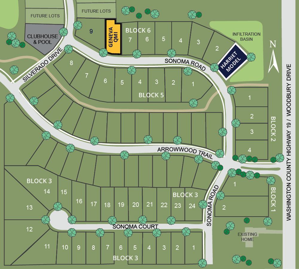 Highcroft Web Site Map 06152021