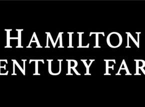 Hamilton Century Farm Logo
