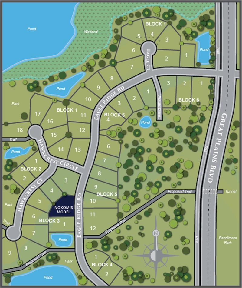 Foxwood Map 3+23+2021