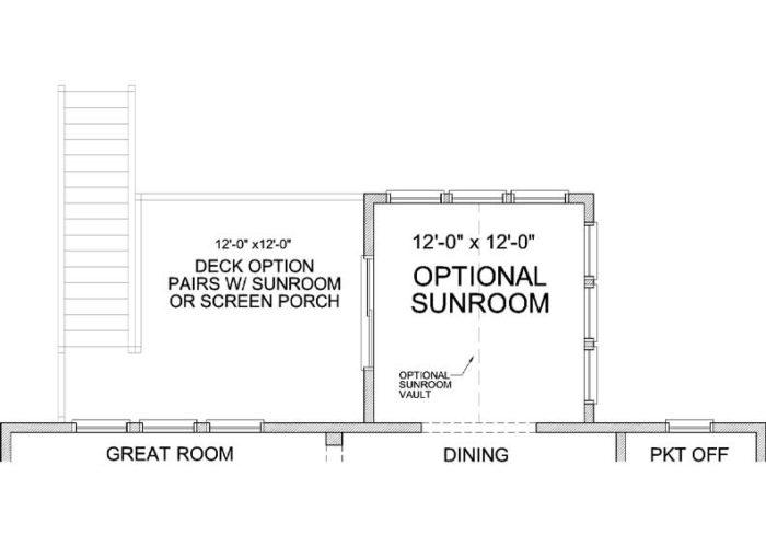 Albans Plan Main Level Deck Option 1 C