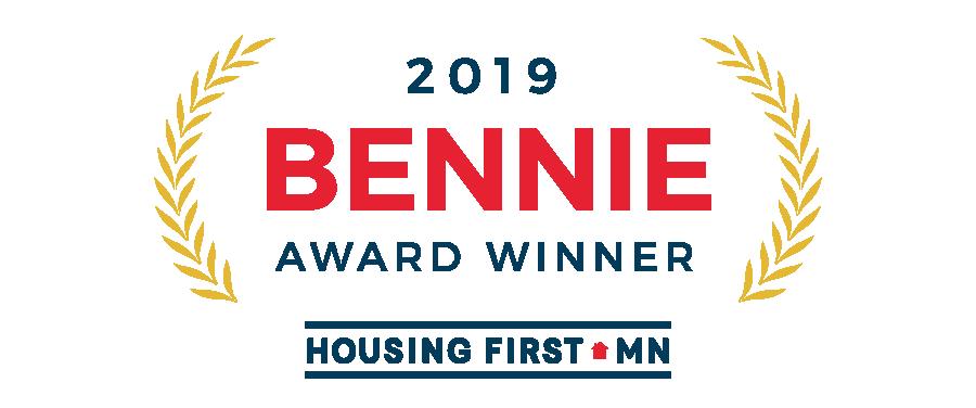 Eastbrooke 2019 Bennie Award Logo