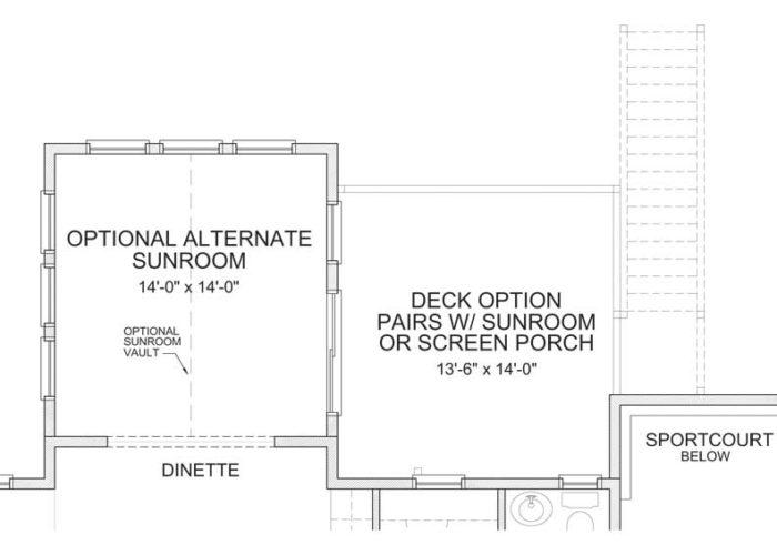 Nokomis 1 24 20 Ml Opt Sunroom Sport Court