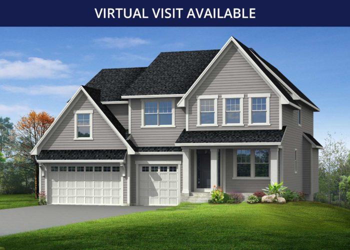 4861 Sonoma Road Geneva Elevation B Rendering Feature Virtual Visit