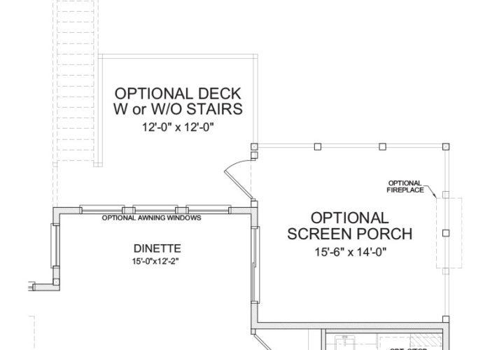 Web Floorplan 2 Gr Mississippi A 1 27 20 Ml Opt Screenporch