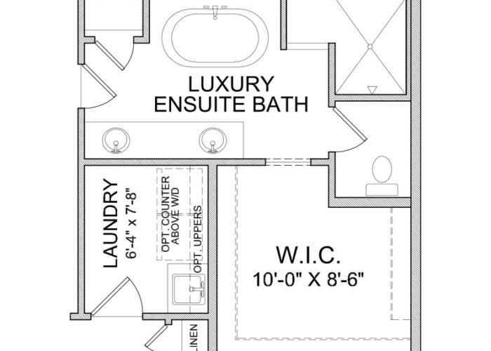 Web Floorplan 4 Gr Augusta Marketing 2 21 19 Opt Lux Owners Bath Ul