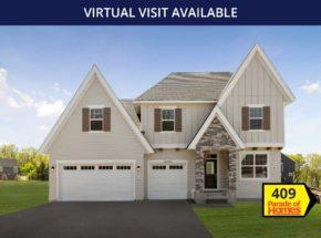 9240 Eagle Ridge Road Photo 002 Exterior Feature Virtual Visit Parade Of Homes