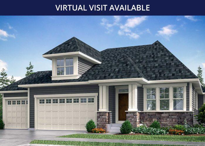 4080 Lavender Ave N Maxwell Elevation B Rendering Virtual Visit