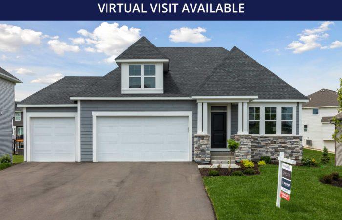 4080 Lavender Ave N Photo 002 Exterior Landscaped Feature Virtual Visit